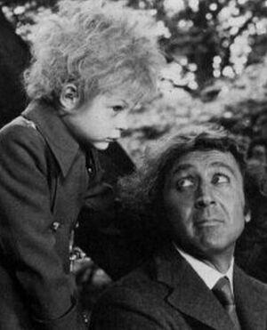 Steven Warner e Gene Wilder - the little prince 1974 - Pesquisa Google