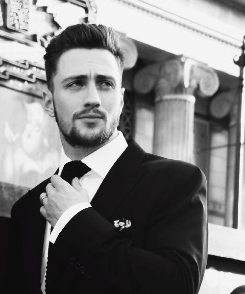 Aaron Taylor-Johnson. I love him so much it hurts.