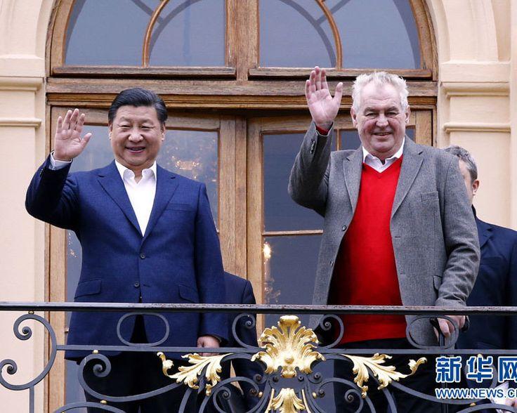 Čínský portál ve vašem jazyce