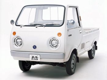 Mazda Porter Cab '03.1969–77