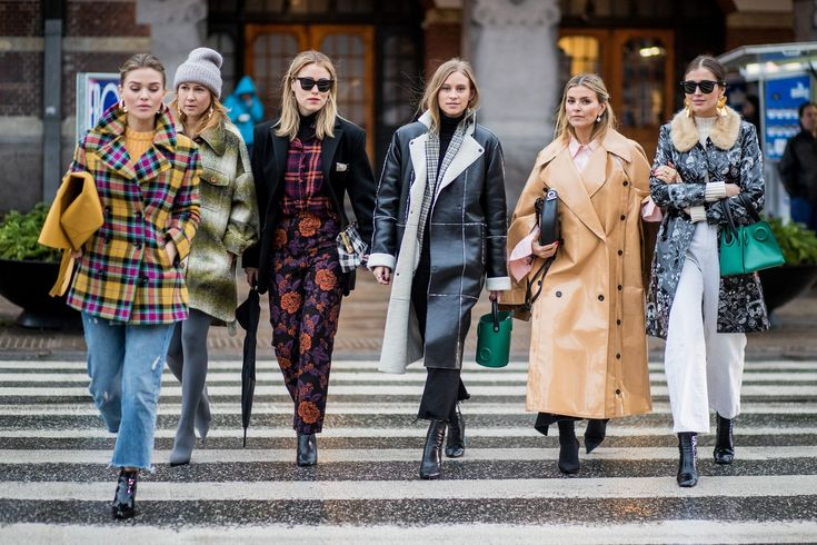 The Best Street Style At Copenhagen Fashion Week AW18+#refinery29uk