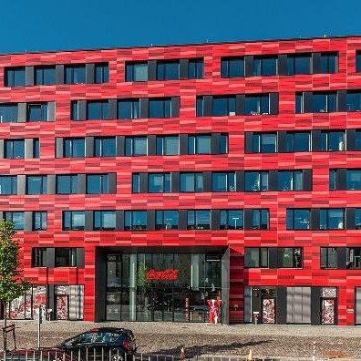 Rockspring on behalf of PanEuropean Fund has exchanged on the purchase of the 10000 m Coca Cola headquarters building in Berlin from Deka Fonds for just over 59m. Following the acquisition which is expected to close in June 2017 Rockspring has transacted on over 750m of real estate by value in the first three months of 2017 making it one of the biggest quarters on record for the investment manager.