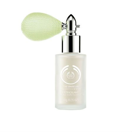 The Body Shop Limited Edition Glazed Apple Sparkler