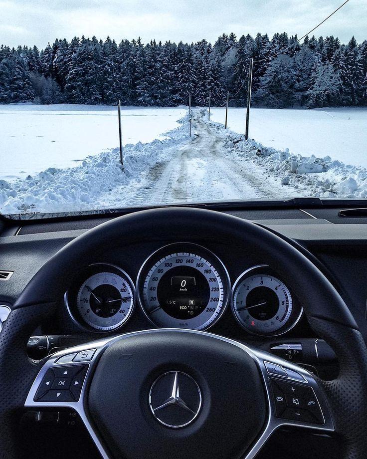 looks like so much fun | E-Class Coupé   #C207 #eklasse #eclass #MBPhotoCredit #mercedes #benz #mercedesbenz #mbcars #mbfanphoto #sindelfingen #amg #neweclass #ecoupe #amgline #thebestornothing #daimlerlife #E220d #E350e #E400 #E63 #E63AMG #E500 #E350 #snow by rafael__weinberger