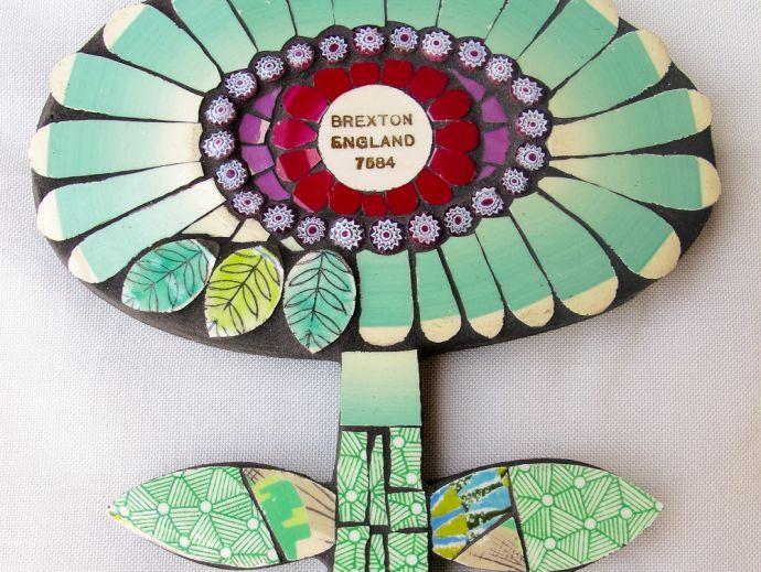 Amazing new Mosaics from Box of Frogs at yay retro! now - Retro, Vintage China, Glassware, Kitchenalia, fabrics and books - yay retro!