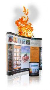 Is mijn presentatiesysteem brandveilig?  http://blog.pimprint.nl/is-mijn-displaysysteem-brandveilig/