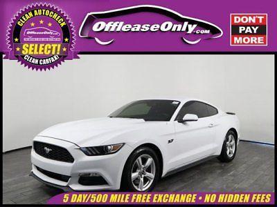 eBay: 2016 Ford Mustang V6 Off Lease Only 2016 Ford Mustang V6 V6 Cylinder Engine 3.7L/227 #fordmustang #ford