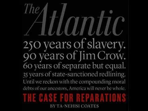"""Coming Soon: """"The Case for Reparations"""" by Ta-Nehisi Coates"""