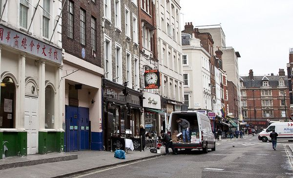 after Frith Street, now