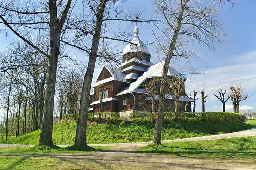 fredroplol - kościół rzymskokatolicki