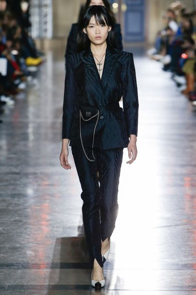 From Givenchy & Hermès to Giambattista Valli & Alexander McQueen… via Paris FW | Classy and fabulous way of living