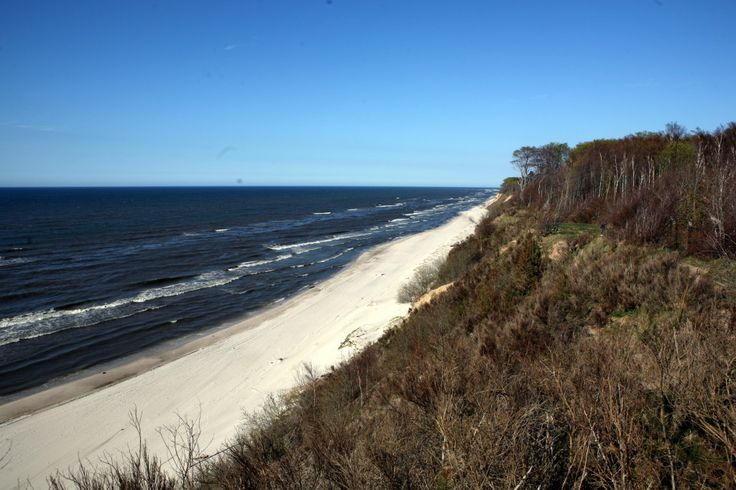 Klif. #bałtyk #morze #baltic #sea #seaside #poland #polska #visitpoland #seeuinpoland
