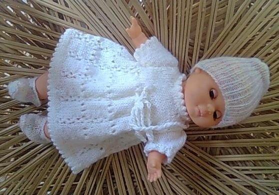 Vintage Knitting Patterns for Dolls