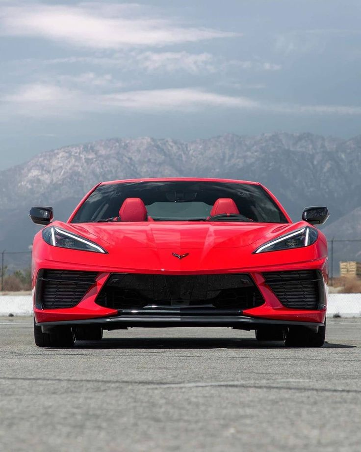 The 2020 mid engine corvette c8. #zr1 #corvettes # ...