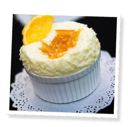 Orange Soufflé with Stevia | SweetLeaf®