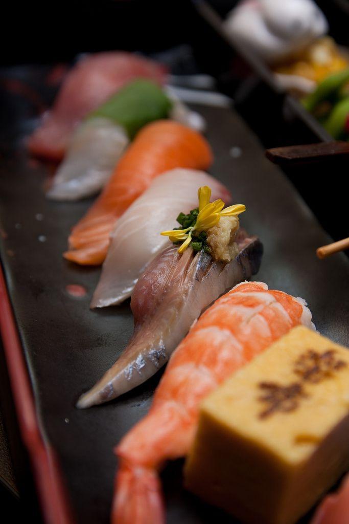 极鲜海苔寿司