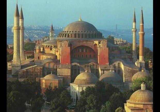 Hagia Sophia in Instanbul, Turkey  (From Obada Barry, DMD)