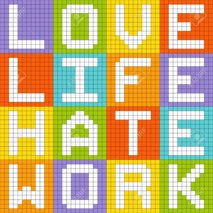 Hayat Nefret İş Love 8-bit Pixel-Sanat Kavramı. Onların Arka Ayrı Gruplandırılmış Ayrı Katmanlar Harf Ve Harf Her Satırında Adobe Illustrator Düzenlendi Royalty Free Klipartlar, Vektör Çizimler Ve Stok Çizim. Image 21865809.