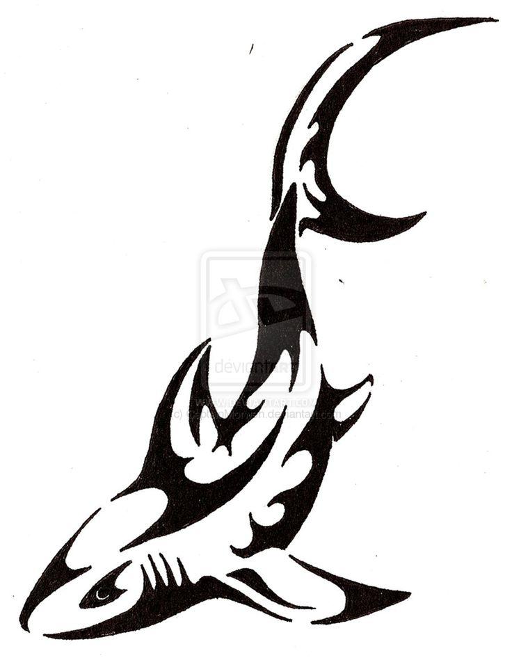 shark tattoos designs | shark tattoo by captainmorwen designs interfaces tattoo design ...