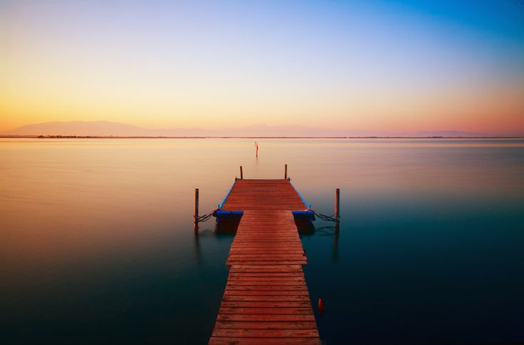 Lagoon of Mesologi by Christos Lamprianidis on 500px