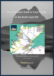 troutquest guide to trout fishing on the nc500