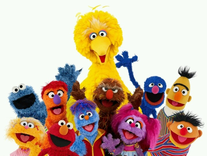 Pbs Kids Characters And Names 49 best Sesame Street ...