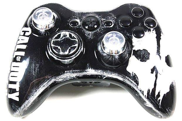 Custom Xbox 360 COD Ghosts Controller