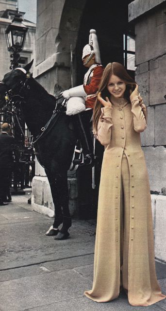 SWEET JANE: The Maxi Look from Biba 1970