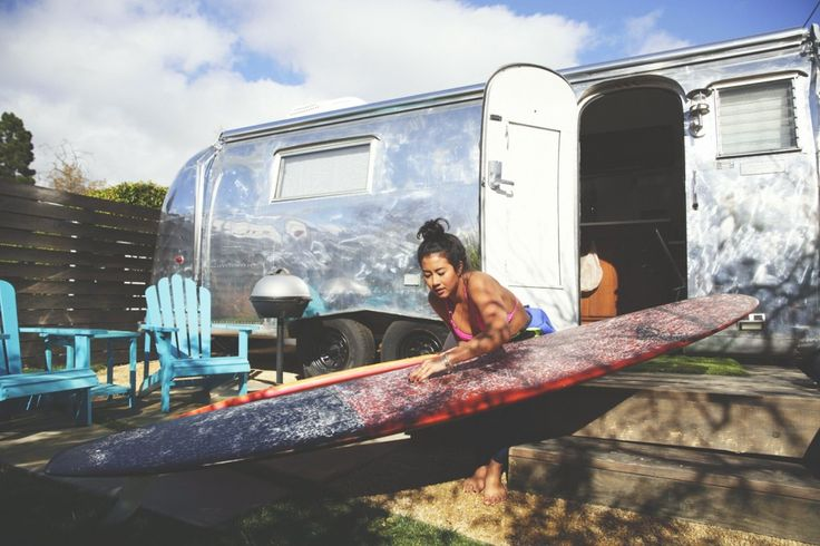 Surf. Jam. Live in a van. Check out where our next road-trippin' adventure is taking us...
