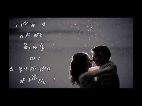 Daniel Bedingfield - If You're Not The One [Lyrics] - YouTube