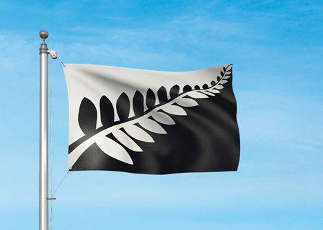 New Zealand Shortlists Four Designs For Crowdsourced National Flag    Http://decor10blog.