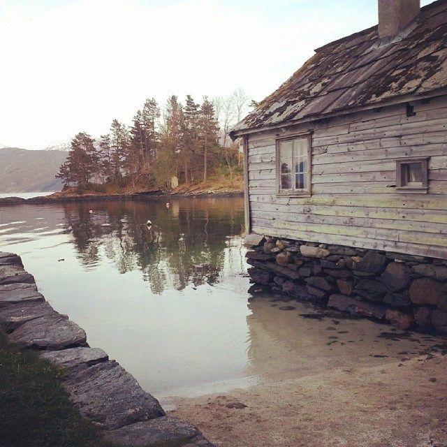 Boathouse, sjøhus, naust, Norway