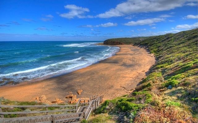bell's beach, torquay