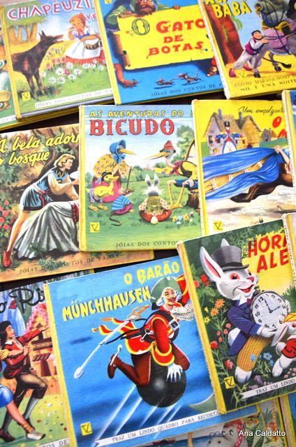 Ana Caldatto : Coleção de Livros infantis Jóias dos Contos de Fadas