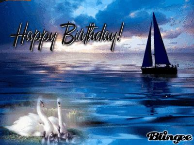 birthday blessings gif - Bing images