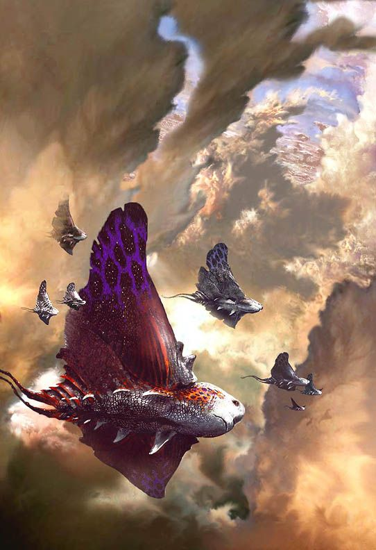 Welcome to The Jewels of Aptor, a biweekly column about the intersection of art and the fantastic. Never heard of French artist Stephan Martiniere? Well, you've definitely heard of the projects he's been involved with: Star Wars II and III, The Astronaut's Wife, Red Planet, I, Robot, Virus, and several other SF movies. That's in addition to creative work on videogames, animated projects, TV, and book covers. Even better, he's helped design theme parks ...