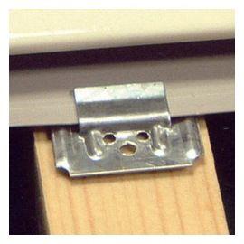 250 clips pour lambris PVC