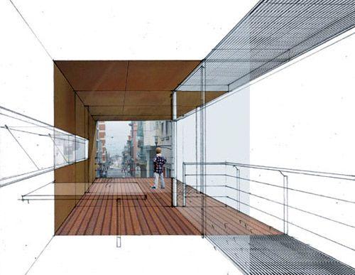Estudio Arquitectura: Estudio Arquitectura | Concurso Peatonal Sarandi