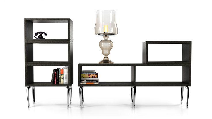 BASSOTTI SIDEBOARD Designed by Marcel Wanders