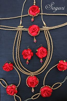 Bridesmaid gifts - Flower Jewelry