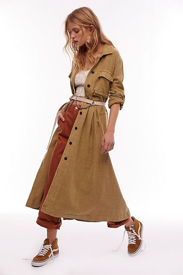 Rainz Duster Free People Coats Long Jacket Dresses Coat