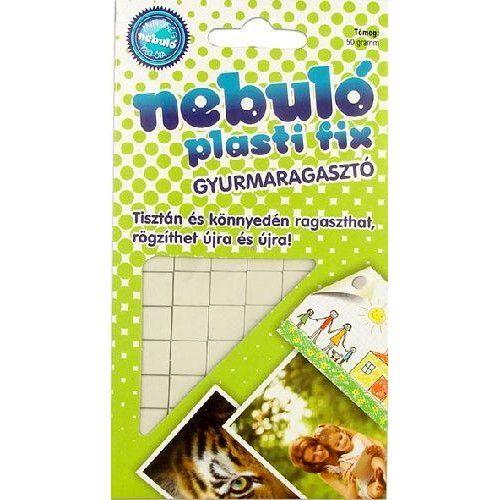 Nebuló plasti fix gyurmaragasztó - újra használható poszter ragasztó - 50 gramm Ft Ár 339