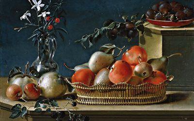 壁紙をダウンロードする 1781, ホセ-ペ, スペイン語作家, ラカイシャ財団、プラド美術館, マドリード