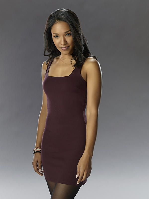 "Candice Patton as Iris West The CW ""The Flash"""
