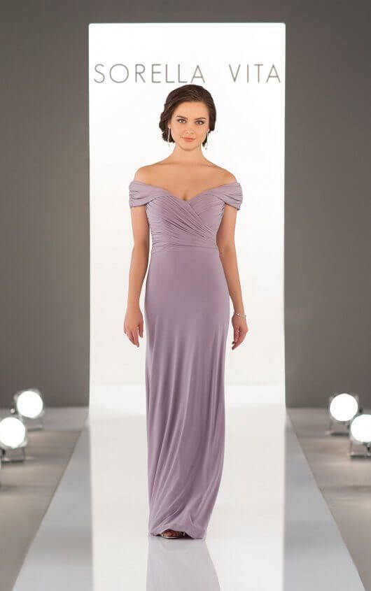 9935ece4a26 Sorella Vita Bridesmaid Dress 9018