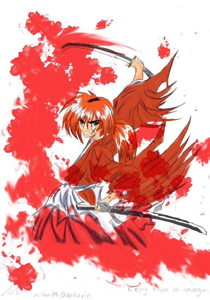 Kenshin Update 2 By MXD by Penzoom on DeviantArt