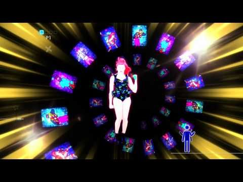 Just Dance - Lady Gaga Ft. Colby O' Donis - Just Dance 2014 (Wii U) - YouTube