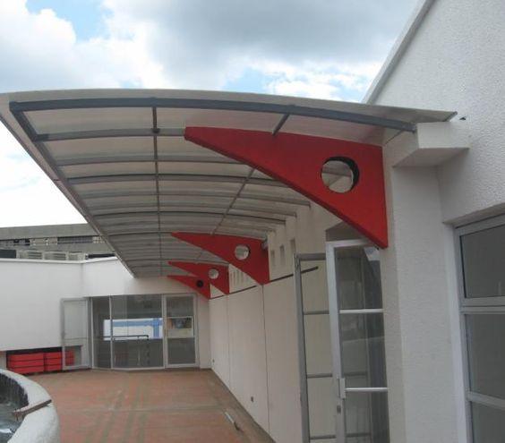 M s de 25 ideas incre bles sobre techo policarbonato en for Materiales para techos de casas