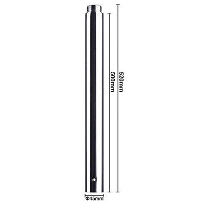 Dance Poles and Accessories 179805: 45Mm Bada Bing X-Treme Portable Stripper Pole - Dance X Strip 500Mm Extension -> BUY IT NOW ONLY: $39.95 on eBay!