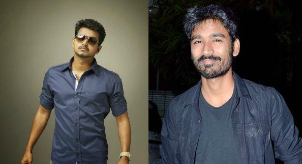 Both Dhanush and Vijay have now Three in Common #dhanush #vijay